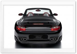 Black Porsche Car 2