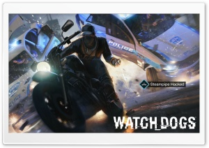 Watch Dogs Steampipe Hacked