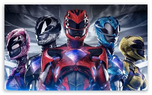 Download Power Rangers Movie UltraHD Wallpaper