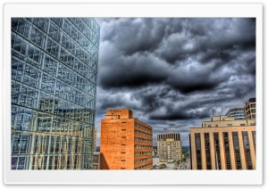 Buildings HDR