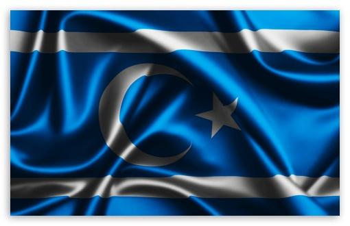Download IRAQ TURKMEN FLAG UltraHD Wallpaper