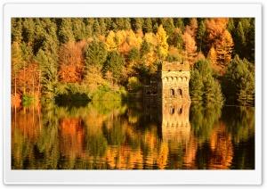 Small Lake Fortress, Autumn