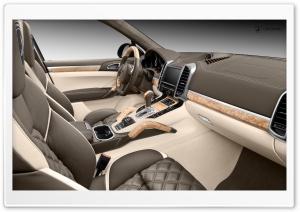 Interior Porsche Cayenne Vantage