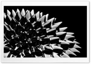 Ferrofluid Black And White