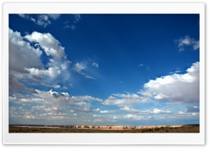 Clouds In Blue Sky 3