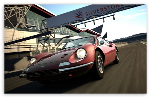 Download Gran Turismo 6 UltraHD Wallpaper