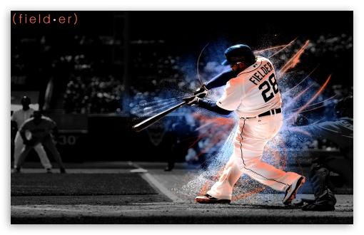 Download Prince Fielder HD UltraHD Wallpaper