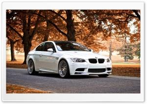 BMW M3 Autumn