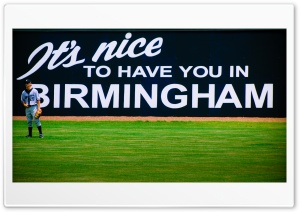 Rickwood Field, Birmingham,...