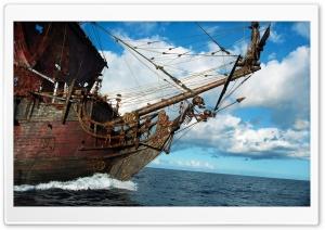 Blackbeard's Ship, The...