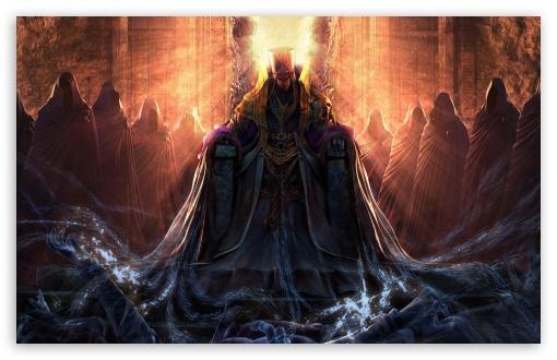Download The Dark King UltraHD Wallpaper