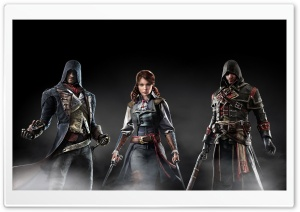 Assassins Creed Unity vs...