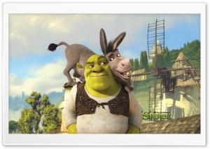 Shrek And Donkey, Shrek...