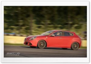 NFS Shift 2, Alfa Romeo...