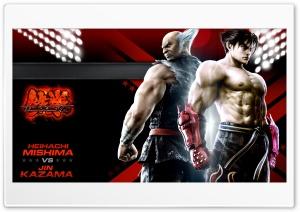Tekken 6 Cast