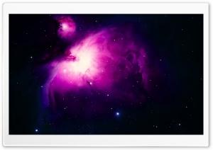 Orion Nebula Background