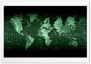 Matrix World Map