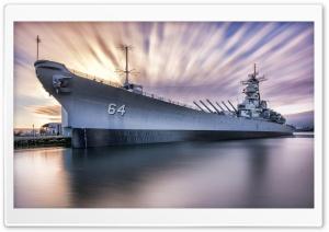 USS Wisconsin BB-64...