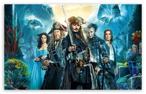 Download Pirates of the Caribbean 5 Dead Men Tell No... UltraHD Wallpaper