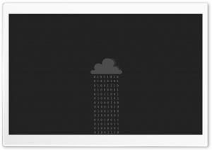 Code Rain Dark
