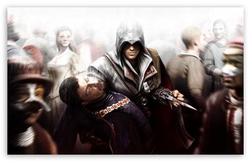 Download Assassin's Creed II UltraHD Wallpaper