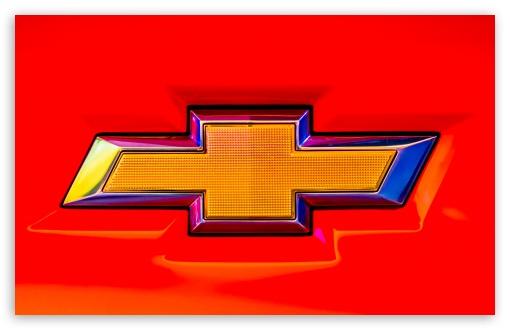 Download Chevy Emblem UltraHD Wallpaper