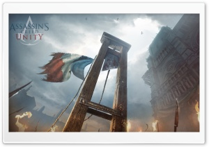 Assassins Creed Unity 2014 game