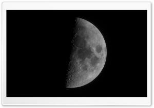 Moon, Half Moon