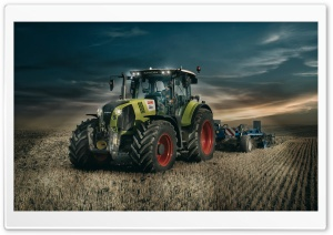 Class Arion Tractor 4K