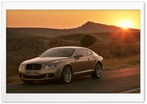 Bentley Continental GT On Road
