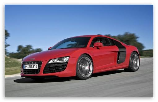 Download Audi R8 V10 Car 9 UltraHD Wallpaper