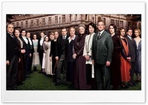 Downton Abbey TV Series Cast