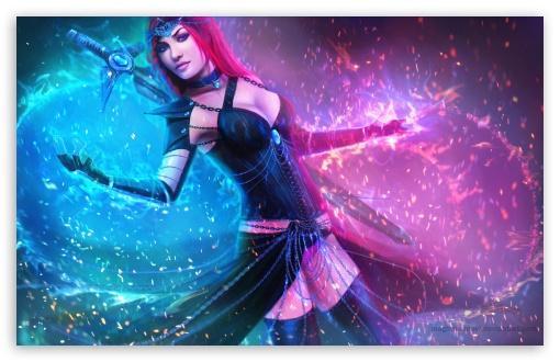 Download Serina UltraHD Wallpaper