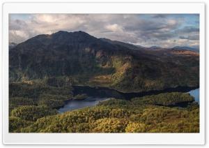 Ben Venue mountain,...