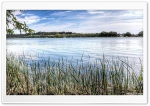 Lake of Banyoles Catalonia
