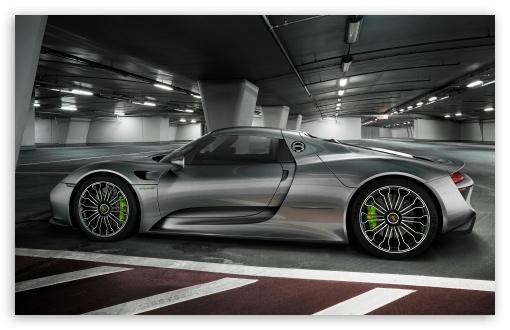 Download Porsche 918 Spyder UltraHD Wallpaper