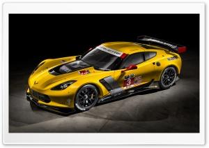 Yellow Sport Chevrolet...