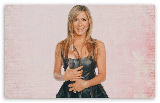 Download Jennifer Aniston at the Peoples Choice Awards... UltraHD Wallpaper