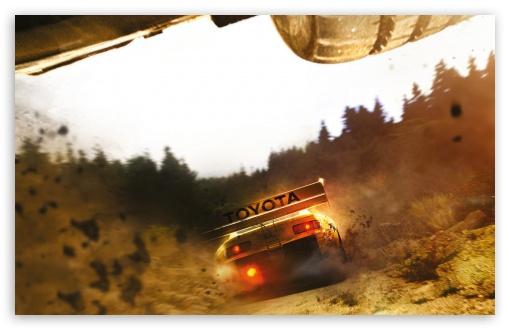 Download Racing Game 3 UltraHD Wallpaper