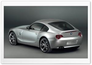 BMW Concept Z4 Coupe 1