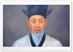 Korean Character Painting