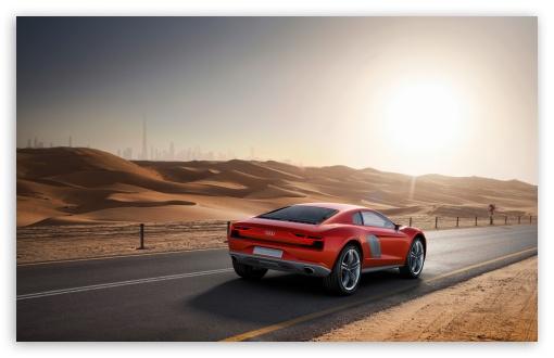 Download Audi Concept Car UltraHD Wallpaper