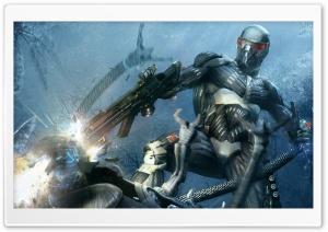 Crysis Shooter Video Game
