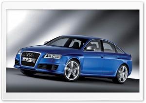 Audi RS6 Sedan 2