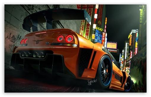 Download Nissan Skyline GT-R UltraHD Wallpaper