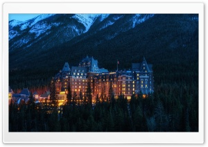 Fairmont Banff Springs Hotel...