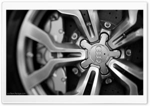 Audi R8 V10 5.2 FSI Coupe Wheel