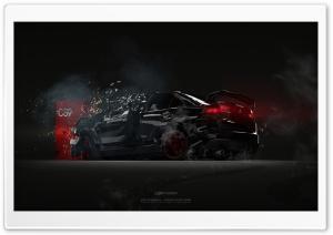 Shatter Effect - 3D Design 2