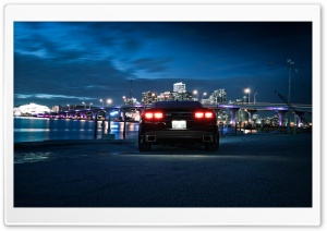 Chevrolet Camaro, City Night