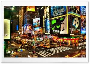 Street Advertising In New York